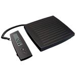 Pèse colis électronique Adaptateur secteur, Batterie Terraillon Letter Scale Electronic 100 kg