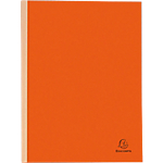 Chemise à soufflet Exacompta A4 Orange 320 g