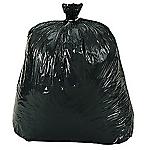 Sacs poubelle économiques Noir 110 x 70 cm   50 Unités