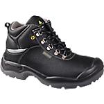 Chaussures hautes S3 Deltaplus Cuir Taille 41 S3 Noir