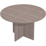 Table de réunion BusinessLine 1 200 x 740 mm Imitation cèdre