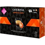 Dosettes de café Espresso forte CAFÉ ROYAL   50 Unités