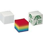Bloc cube recyclé Design arbre   Quo Vadis   450 feuilles