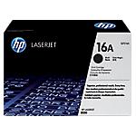 Toner HP D'origine 16A Noir Q7516A
