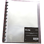 Album de présentation Niceday Polypropylene 30 A4 Transparent