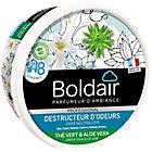 Destructeur d'odeurs Boldair Thé vert et Aloe Vera Thé vert et Aloe Vera   300 g