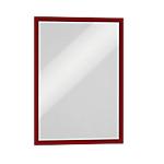 Cadre d'affichage adhésif DURABLE DURAFRAME A3 A3 Rouge 32,3 x 44,6 cm 2 Unités