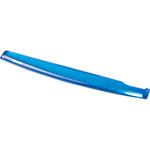 Repose poignet pour clavier Fellowes Gel Crystal Bleu
