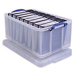 Boîte de rangement Really Useful Boxes 64 64 litres 44 x 71 x 31 cm Transparent
