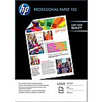 150 feuilles de papier photo   HP   CG965A   Laser   A4   150 g