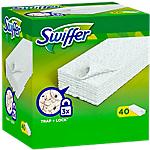 Lingettes sèches Swiffer   40 Unités