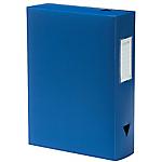 Boîte de classement Viquel Viquel 8 x 33 cm Bleu