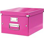 Boîte de rangement Leitz Click & Store Rose