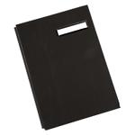 Parapheur extensible Papier 12 Office Depot 29,7 (H) x 24,3 (l) x 1,2 (P) cm A4 Bordeaux   12 Feuilles