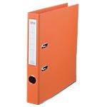 Classeur à levier Office Depot Plasticolor 50 mm Carton 2 anneaux A4 Orange