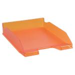 Corbeille à courrier Exacompta Classic Orange