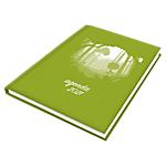 Agenda Office Depot Nature 1 Semaine sur 2 pages 2020 Marron