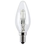 Ampoules halogènes flamme E14 36 W Blanc neutre   2 Unités