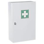 Armoire à pharmacie 1 porte Rossignol 33 x 16,5 x 46,5 cm Vert