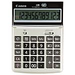 Calculatrice de bureau Canon TS 1200TCG 12 Chiffres Gris