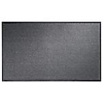 Tapis de sol intérieur Niceday 90 (H) x 150 (l) cm Gris