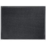Tapis de sol intérieur Niceday 900 x 600 mm Noir
