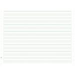 Papier listing Vert Exacompta 38 x 27,94 cm 66311E