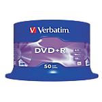 DVD+R enregistrable Verbatim 4.7 Go 16x 50 Unités