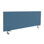 Écran de séparation 40 (H) x 140 (l) cm Bleu