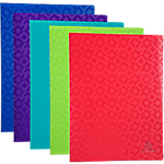 Protège documents Exacompta OffiX Polypropylène A4 Coloris aléatoire