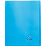 Cahier Clairefontaine Koverbook A4 Bleu