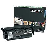 Toner Lexmark D'origine T650H11E Noir Noir