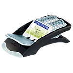 Porte cartes de visite DURABLE Visifix Desk Index AZ Noir