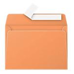 Enveloppes de correspondances Clairefontaine C6 120 g