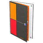 Cahier OXFORD Activebook International B5 Ligné Assortiments 80 Feuilles