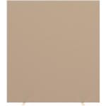 Cloison amovible Paperflow 1600 x 1760 mm Beige