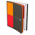 Cahier OXFORD Activebook A4+ Ligné Assortiment 80 Feuilles