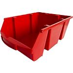 Bac à bec Plastique 28 Viso 30 x 45,5 x 17,5 cm Rouge