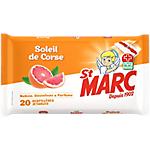 Lingettes de sol St Marc Sun of Corse fleur d'oranger   20 Unités