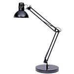 Lampe de bureau Fluorescent Alba Architect Noir
