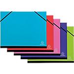 Carton à dessin Exacompta Iderama B4 Coloris aléatoire