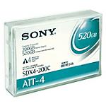 Cartouche de sauvegarde Sony SDX4 200CN 200