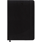 Carnet couverture souple petits carreaux Foray Noir A4 Quadrillé Sans perforation 160 Pages   80 Feuilles