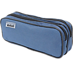 Trousse ELAMI Oxford Bleu