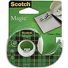 Dévidoir de ruban adhésif Scotch 1,9 cm Magic Transparent