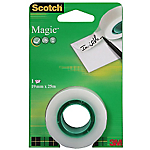 Ruban adhésif Scotch Magic 19 mm x 25 m Mat