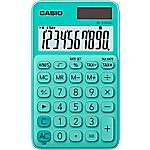 Calculatrice de bureau Casio SL 310UC GN Chiffres Vert