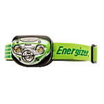 Lampe frontale Energizer Vision HD Vert, gris