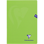 Cahier Clairefontaine A4 Mimesys 96 Pages Papier Vert