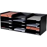 Trieur Paperflow 67,4 (l) x 30,4 (l) x 31,3 (H) cm Noir
